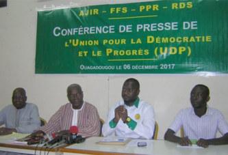 Politique au Burkina: quatre partis proches de la majorité unissent leur force