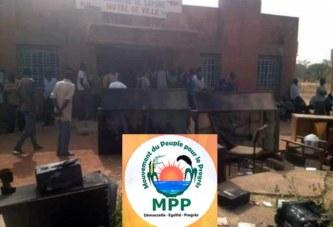 CRISE A LA MAIRIE DE SAPONE : De hauts responsables du MPP pointés du doigt