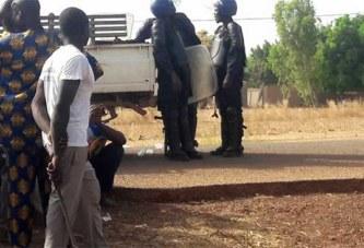 Mairie de Saponé: punir une population pour venger une rancune tenace