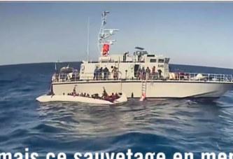 La vidéo qui accable l'Europe et la Libye sur le sort des migrants