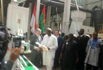 AGROSERV industrie SA : une référence dans la production de produits agro-industriels au Burkina