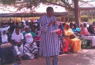 Burkina : La sous-section CDP de Saaba souhaite le retour de Blaise Compaoré
