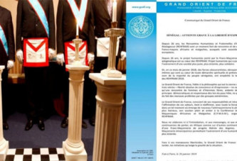 Sénégal: les francs-maçons Français mettent en garde Dakar contre l'annulation du Rehfram 2018 dans le pays