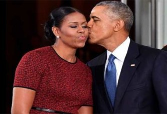 People : Barack Obama fait une agréable surprise à sa femme pour son 54e anniversaire (photos)