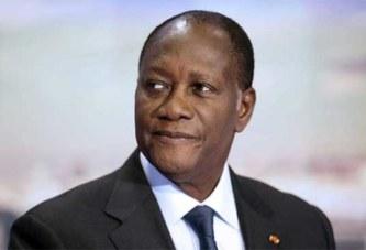 Pluies diluviennes à Abidjan : Ouattara offre un million de FCFA à chaque famille sinistrée