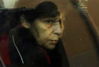 la « Veuve noire » condamnée à 22 ans de réclusion