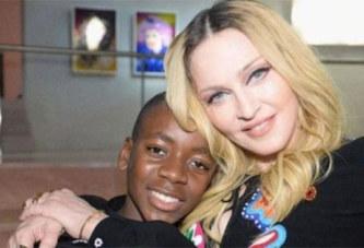 Madonna : «Mon fils sera président du Malawi»
