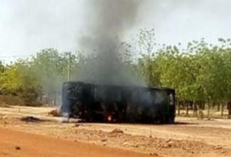 Yako -Bagaré: un élève tué dans un accident, le car incriminé incendié