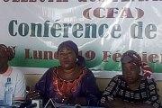 Tentative de déstabilisation : Le collectif des femmes actives demande l'authentification des enregistrements audio