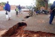 Gaoua (Sud-Ouest): 89mm de pluie, des infrastructures du 11 décembre endommagées