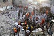 Inde - Drame: Un hôtel s'effondre pendant un mariage: 18 morts