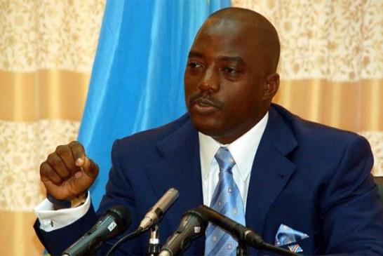 RDC : Joseph Kabila prêt à céder le pouvoir et à nommer un successeur en juillet