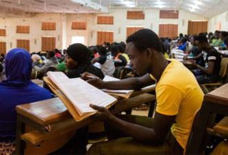 Lacina, 30 ans, sept ans à l'université de Ouagadougou et toujours aucun diplôme