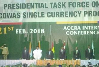 Ghana: Création de la monnaie unique de CEDEAO, les critères