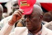 Zimbabwe : Le chef de l'opposition, Tsvangirai,