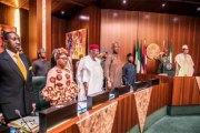Nigeria: Changement de mode de prière au Conseil des ministres
