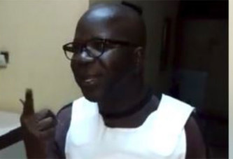 Simon Compaoré s'exprime pour la 1ere fois sur sa fameuse vidéo: «Un gentleman respecte sa signature»