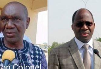 Attaques terroristes du 2 mars 2018: Le message de compassion du général Djibrill Bassolé