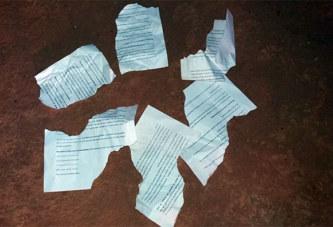 Démissions au MPP : Des jeunes empêchées de lire leur déclaration