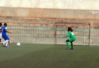 Football : Coupe du Faso en dame
