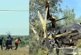 Sénégal: 8 morts et 13 blessés dans le crash d'un hélicoptère militaire