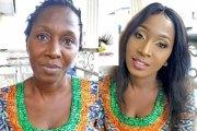 Beauté: Transformation incroyable d'une femme par le maquillage: Photo
