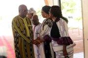 8-Mars/Forum des femmes: Roch Kaboré s'engage à respecter le quota de 30% dans le prochain gouvernement