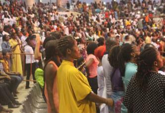 Abidjan – Concérence 2018 : Les Ivoiriens passent toute une soirée en tête-à-tête avec Dieu