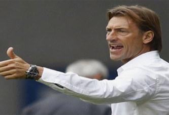 Insolite: Voici pourquoi Hervé Renard ne se sépare plus de sa chemise blanche
