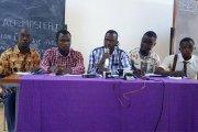 Université Ouaga II: les conditions d'accès au Master I et aux concours décriées par les étudiants de l'UFR/SJP