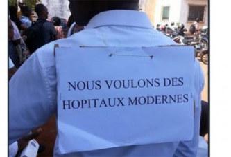 Togo: Grève dans le secteur hospitalier, des patients priés de rentrer