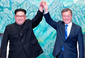 Les deux Corées se retrouvent