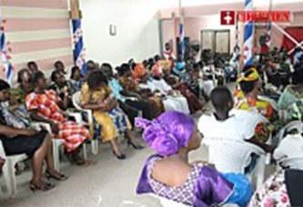Conférence des Femmes d'Initiatives: Le Pasteur KOTCHI Jocelyne remet ses troupes en ordre de bataille