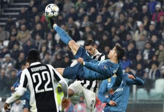 Real Madrid: avec un retourné exceptionnel, Ronaldo met la Juventus au tapis