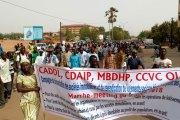 Burkina Faso: Des populations dans la rue pour réclamer un meilleur accès au logement