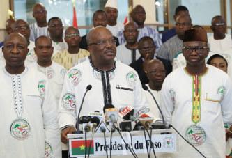 Lutte contre le paludisme: le président du Faso lance un appel pour son éradication d'ici 2030