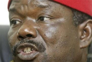 Au Liberia, l'ancien chef de guerre Prince Johnson se voit en « héros »
