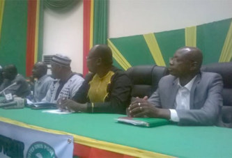 Burkina : Le PUR veut purifier la scène politique
