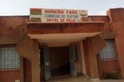 Saponé: le Conseil d'Etat suspendu la dissolution du conseil municipal