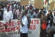 Sénégal : Les enseignants tournent le dos au président Sall