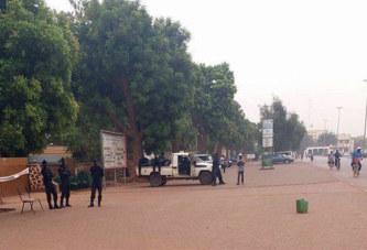 Burkina Faso : La grève du Synacsab empêchée par la police