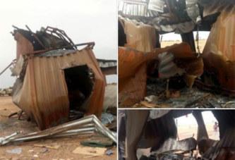 Région du Sahel : le poste de police de Mentao incendié par des hommes armés (source locale)