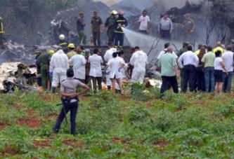 Crash d'un avion à Cuba: Ce que l'on sait sur la catastrophe, qui a sans doute fait 100 morts
