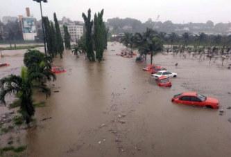 Côte d'Ivoire: Le carrefour Indénié, l'intraitable et plusieurs rues inondés à Abidjan