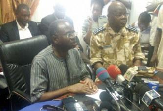 Attaque à Djibo : Le communiqué duMinistre de la Sécurité