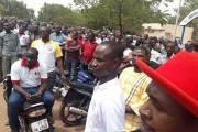 Burkina : Des commerçants appellent les agents des Finances à suspendre leurs grèves