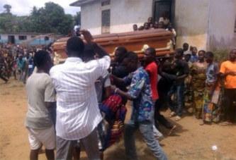 Côte d'Ivoire – Alépé : Le port du cercueil tourne au drame et fait des morts