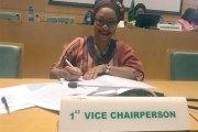 Comité Technique Spécialisé sur l'égalité homme-femme et l'autonomisation des femmes:Le Burkina Faso assure la Vice-présidence