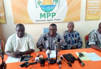 Burkina: La majorité politique estime que Zéphirin Diabré joue au »caméléon» pour accéder au pouvoir