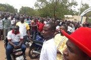 Burkina: Les agents des finances ont débuté leur grève de cinq jours